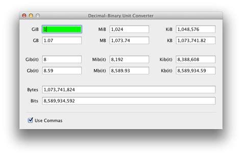 converter byte davidfstr decimal binary unit converter converts byte