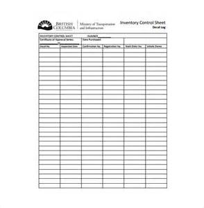 inventory sheets template inventory sheet template 12 free excel pdf documents