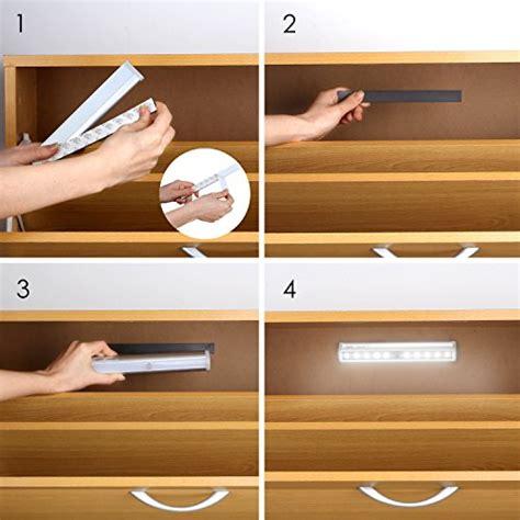 illuminazione per armadi aglaia luce led sensore di movimento lada armadio 10
