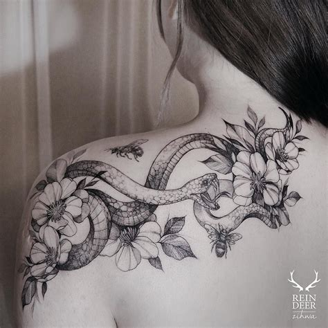 snake and roses tattoo meaning amazing snake meaning and symbolism of snake
