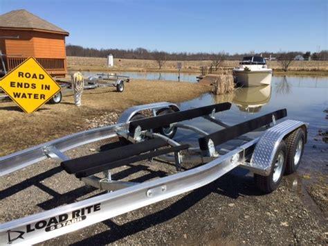 used boat trailers ohio 2016 load rite aluminum boat trailers cleveland ohio boats