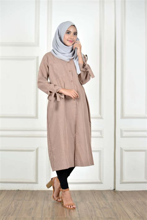 Paling Murah 57250 Tunic Baju Tunik Murah Atasan Muslim Wanita Mu 1 Baju Wanita Aneka Model Baju Terbaru Elevenia Bliblinews