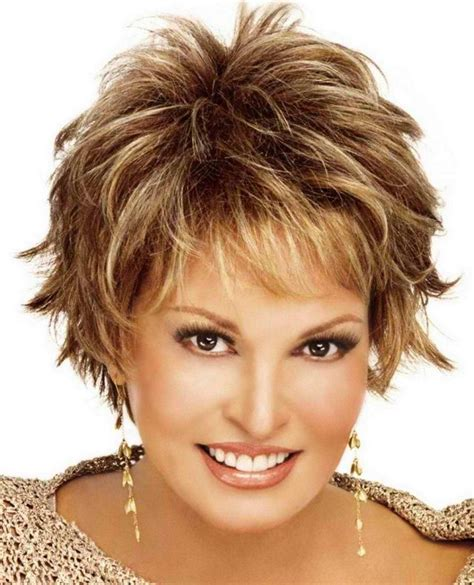 thick wavy haircuts at 50 short shag hair cuts for women over 50 short shaggy