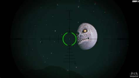 Moon Mask majoras mask moon for gta 5
