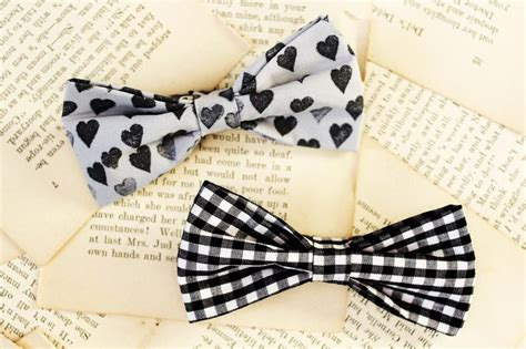 How To Make A Bow Tie Out Of Paper - how to make a bow tie a beautiful mess