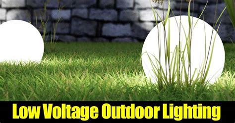 what is low voltage lighting low voltage outdoor lighting