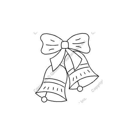Wedding Bell Stencil by Stencil Wedding Bells 0553
