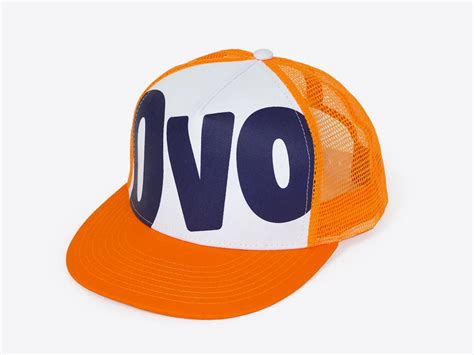 Ovo Trucker Cap ovo besser und l 228 nger mit corporate fashion by manroof
