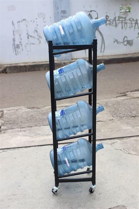 Alfamart Air Mineral jual rak galon air mineral tipe 1