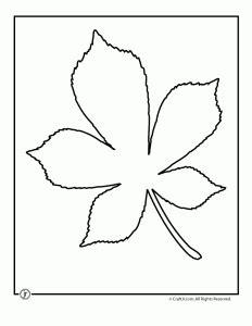 leaf pattern activities leaf template printables woo jr kids activities