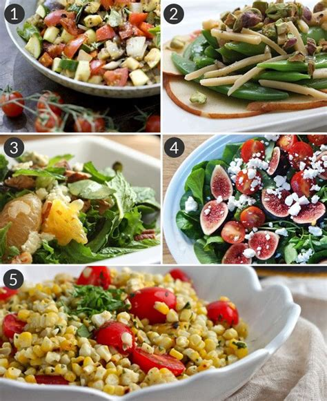 salad ideas exciting and healthy salad ideas amazing salads pinterest