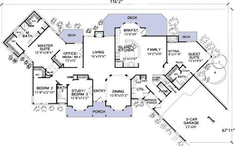 plans maison en photos 2018 plan w3067d house