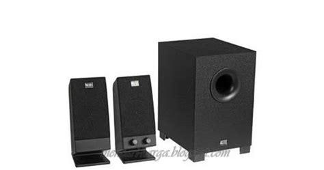 Speaker Aktif Altec Lansing harga speaker altec lansing bxr 1321