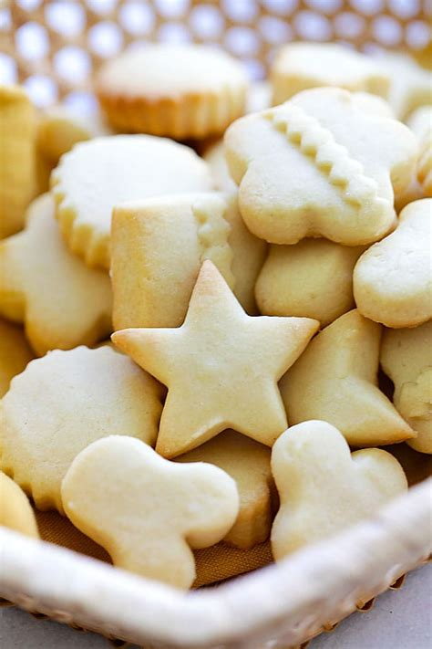 best new year cookies malaysia best butter cookies easy delicious recipes