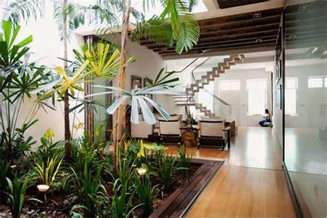 Imagenes De Jardines Interiores Modernos | jardines interiores modernos 25 fotos y consejos de dise 241 o