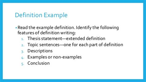 what is meaning of template definition writing