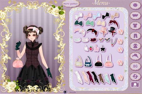 Anime Dress Up by Anime Fashion Dress Up Pc Anime Pc