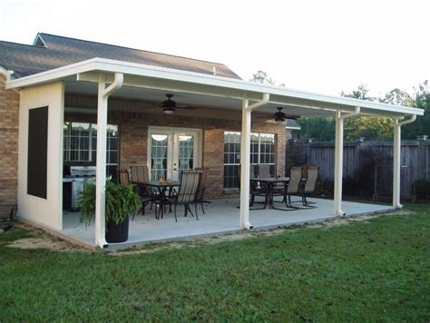 Patio Aluminum Roof Jans Awning Products Window And Awning Products