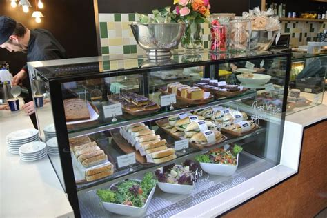 Cabinet Food Ideas For Cafe by Food Cafe Display Displays Cafe Display