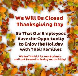 thanksgiving closed anthony s seafood restaurant retail and wholesale