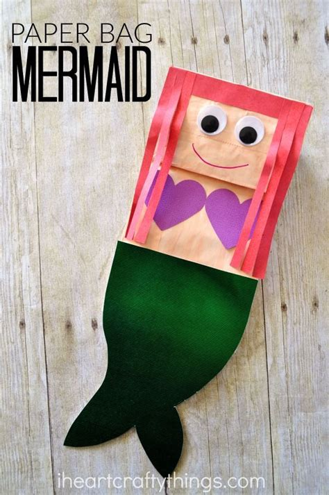 Make A Paper Bag Puppet - 17 best images about paper bag crafts on