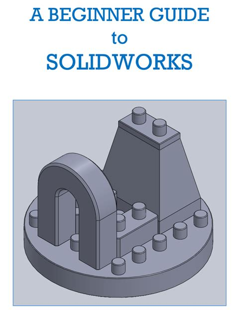 solidworks tutorial ebook cad for dummies solidworks tutorial pen cover