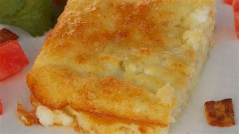fast and fabulous egg and cottage cheese casserole recipe