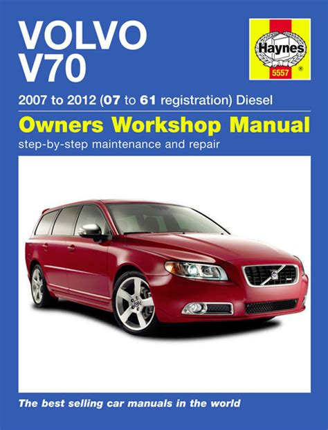 auto repair manual free download 2008 volvo s60 electronic valve timing haynes workshop repair owners manual volvo v70 diesel 2007 2012 07 61 ebay