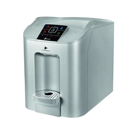 waterlogic countertop home water purifier wl 3217 the