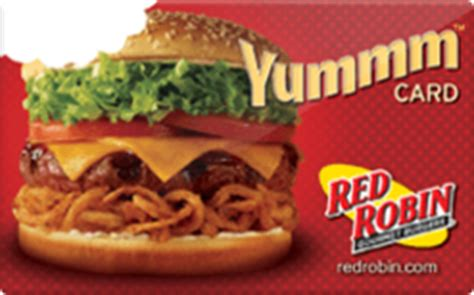Red Robin Gift Card Balance - sell red robin gift cards raise