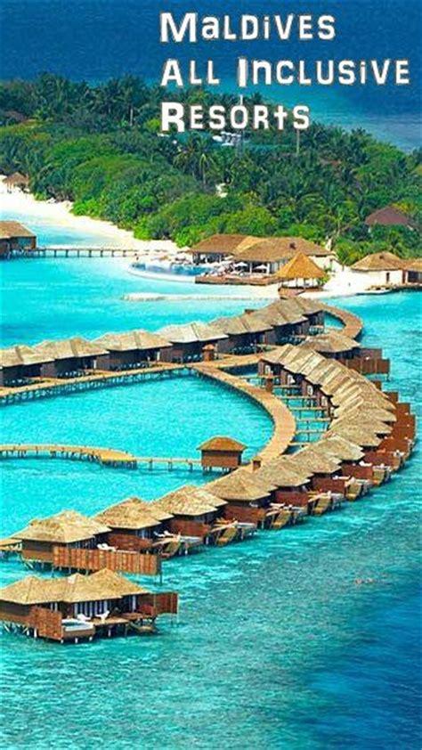 best maldives all inclusive the 25 best maldives resort ideas on maldives