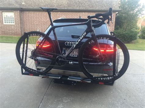 Bike Rack For Audi A4 by Trailer Hitch Curt