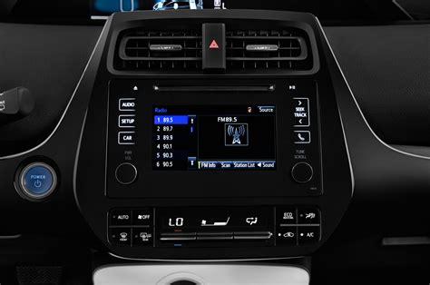 Toyota Prius Stereo 2016 Toyota Prius Radio Interior Photo Automotive