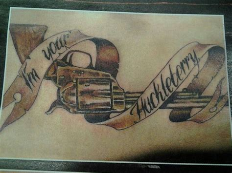 even a doc holliday reference tattoos