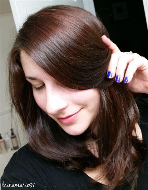 Lainamarie91 My Henna And Indigo Hair Light Mountain
