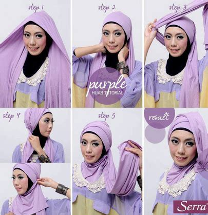 tutorial video hijab pasmina tutorial cara memakai hijab modern pashmina
