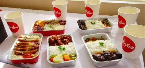 airasia hot meals airasia offers hot meals on flights boie wanderer