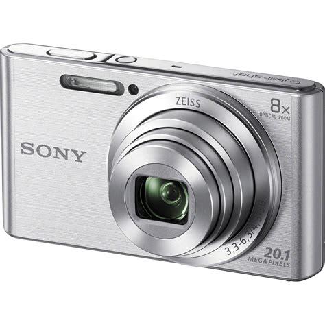 Kamera Sony W730 image gallery silver