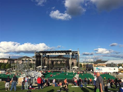 soaring eagle outdoor concert seating travel reviews information mt pleasant michigan