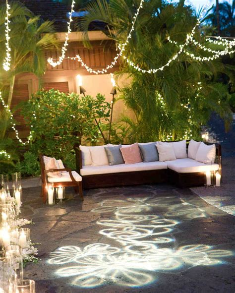 outdoor wedding lighting ideas from real celebrations outdoor wedding lighting ideas from real celebrations