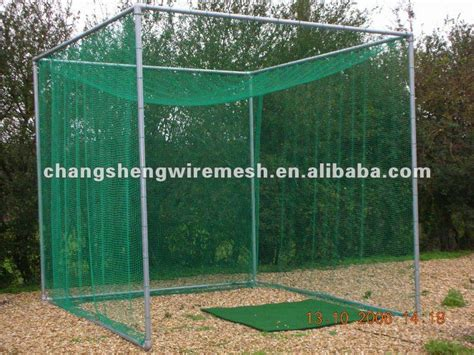 diy backyard golf net outdoor furniture design and ideas