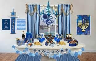 Jewish Decorations Olioboard Inspiration Decorating For A Hanukkah Celebration