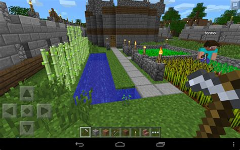 minecraft free for android minecraft pocket edition for android version 1 2 0 25 free apps