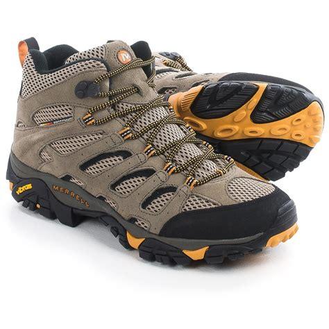 Tjmaxx Home Decor by Merrell Moab Ventilator Mid Hiking Boots For Men Save 55