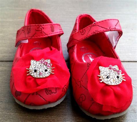 Sepatu Cewe Hellokitty sepatu prewalker lucu