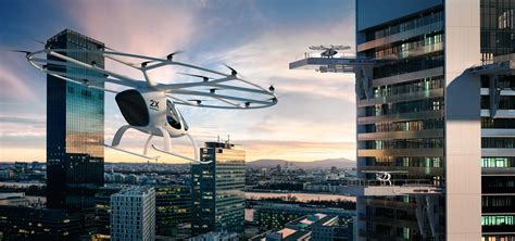 Home Design 40 50 Daimler Invests In Volocopter To Produce Self Flying Taxis