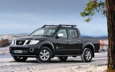 nissan navara nissan navara gets salomon limited edition in the uk