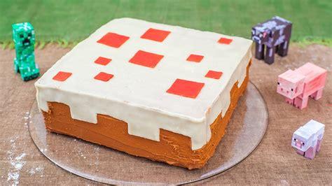 wie macht in minecraft kuchen rezept minecraft kuchen f 252 r den kindergeburtstag