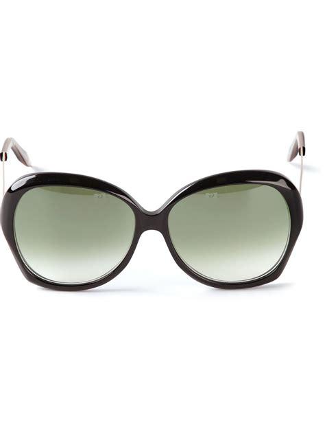 Bckham Sunglasses beckham oversized sunglasses in black lyst
