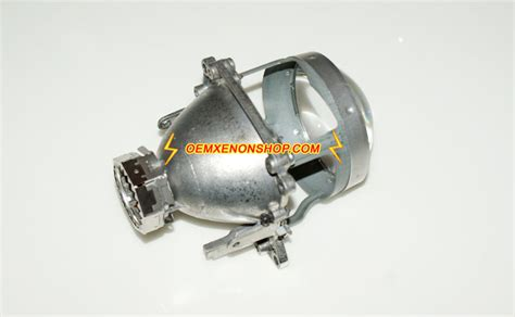 volvo  original headlight  working oem hid ballast bulb control unit replacing